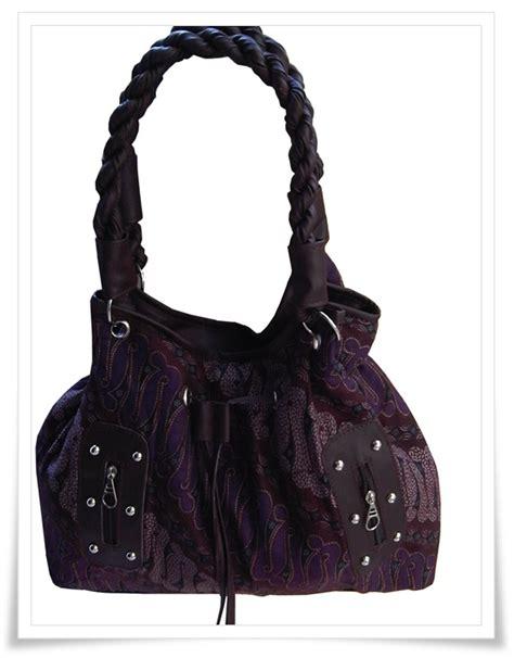 Tas Wanita Mix Macth Garsel store mode pakaian batik mode fashion rayakan hari batik