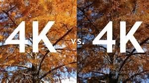 dslm 4k vs smartphone 4k side by side comparisons