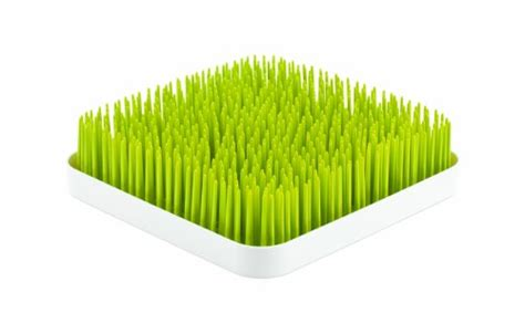 boon grass countertop drying rack green import it all