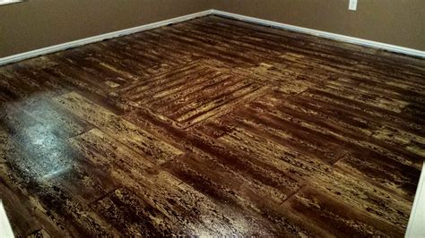 Painted Plywood Floors   Boat Deck 03   Completed Wood