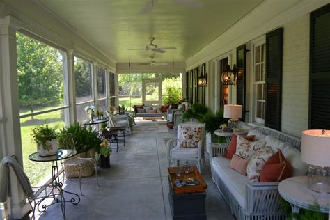 Beautiful Porches elaine crockett fo bittner s