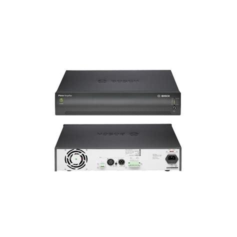 Power Lifier 240 Watt power lifier bosch pa systems 100v speakers
