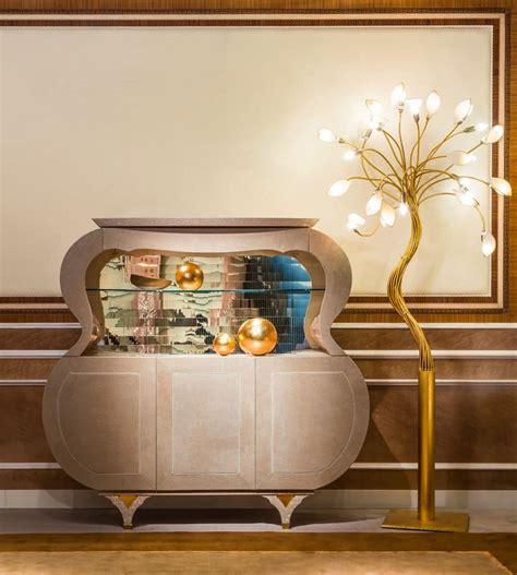 mobili in pelle buffet musicale in pelle in stile classico idfdesign