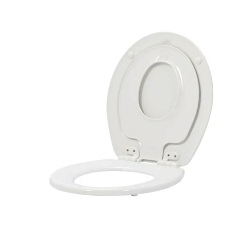 bemis toilet seat with built in child seat bemis nextstep children s closed front toilet seat