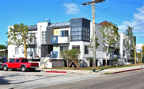 Apartments In Greater Los Angeles Mar Vista Apartment Property Sells For 3 Million Dollars