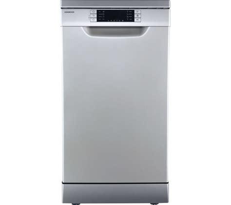 Slim Line by Buy Kenwood Kdw45s16 Slimline Dishwasher Silver Free