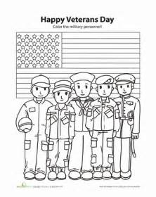 veterans day coloring pages printable happy veterans day coloring page education