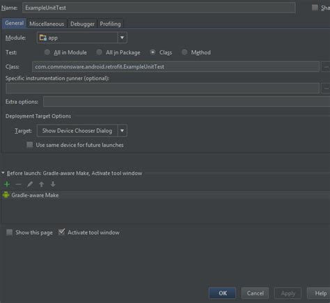 Android Junit by Android Junit 4 Does Not Recognize Test Stack Overflow