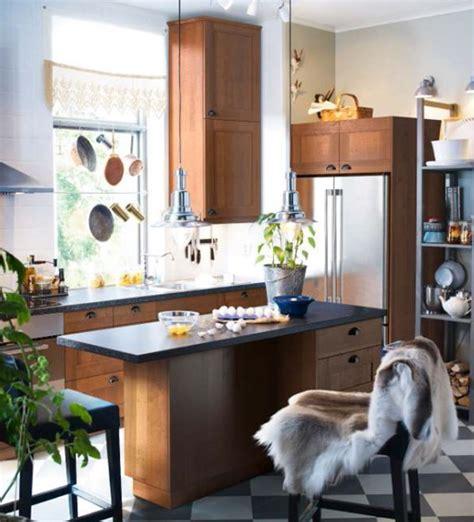 Ikea Kitchens Designs Cuisine Bistrot 23 Id 233 Es D 233 Co Pour Un Style Bistrot