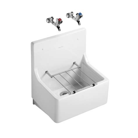 Armitage Shanks Cleaners Sink armitage shanks 510mm alder cleaner sink s590001 cleaners sinks