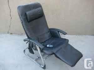 Homedics anti gravity massage chair massage chair kelowna for sale