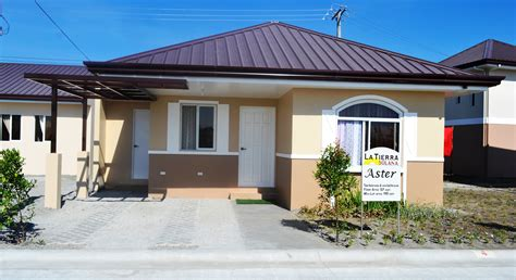 house for house aster house model solanaland development inc