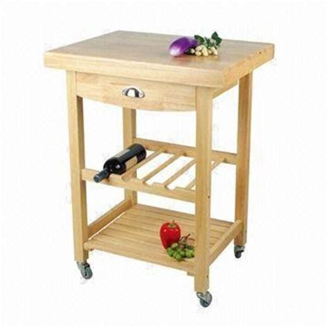 Kitchen Cart With Wine Rack by Oak Kitchen Cart With Drawer Wine Rack And Shelf Global