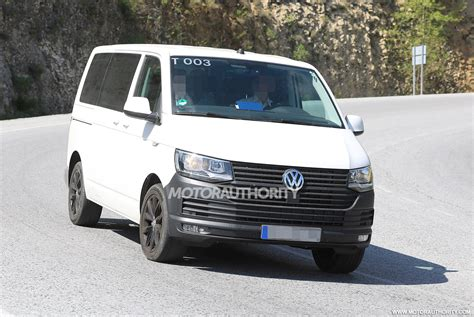 2020 Volkswagen Transporter 2020 volkswagen transporter t7