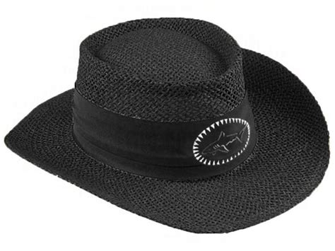 norman lear hat greg norman straw hat black ebay