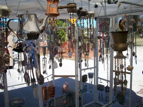 recycled materials for home decor best of chimes windchimes and home decor made from