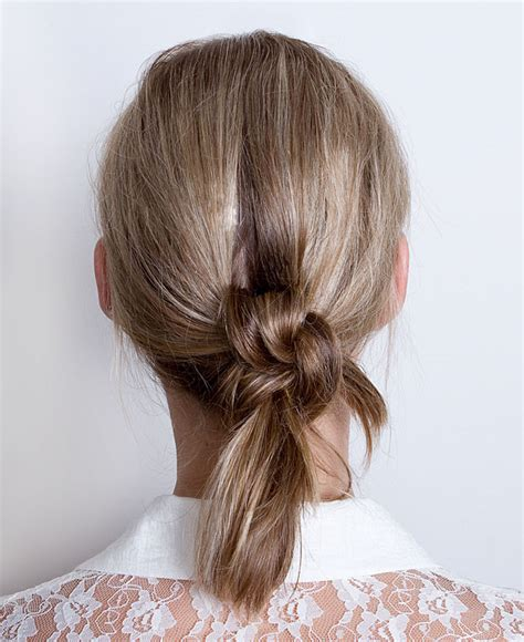knot hair styles how to do the best hairstyles ever women hairstyles