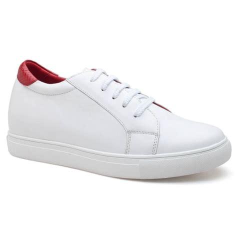 scarpe con il tacco interno scarpe da ginnastica con tacco interno sneakers con zeppa