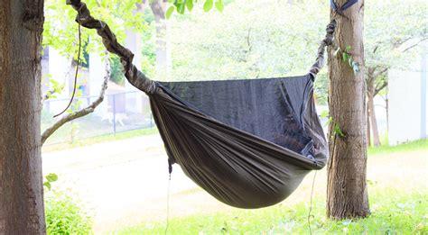 Zip Up Cing Hammock hennessy explorer hammock tested in mn jungles