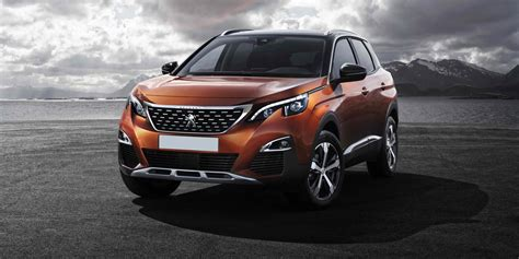 peugeot 3007 review peugeot 3008 size and dimensions guide carwow