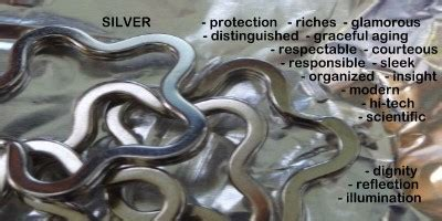 silver color meaning use color meanings and symbolism in unique gift giving