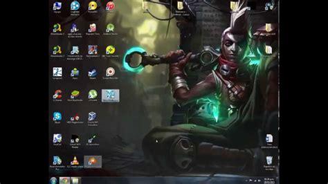 imagenes con movimiento league of legends league of legends como fondo de pantalla animado
