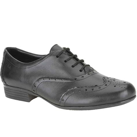 clarks school shoes clarks oriel ash leather school shoes charles clinkard