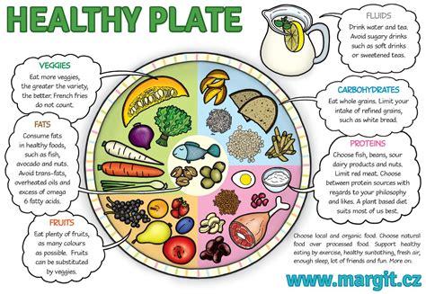 healthy plate diagram nutrition health coach prague margit slimakova m sc