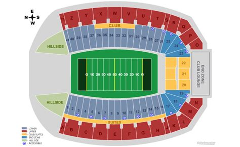 section 3 football schedule jack trice stadium seating chart jack trice stadium iowa