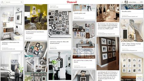 pintrest home how to display photographs in your home pinterest board