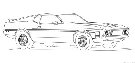 Mustang Coloring Pages Bestofcoloring Com Gt Coloring Pages