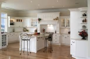 White Country Kitchen Ideas by Ideas For Color In A Kitchen Decorating Ideas Guide