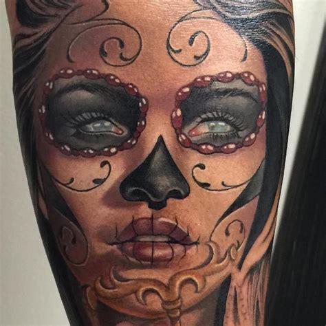 muerte tattoo real hasta la muerte shhmood sugar