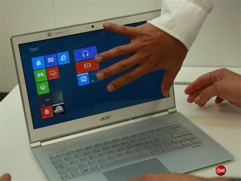 Laptop Acer Windows 8 Touch Screen acer touch screen laptops will be everywhere soon cnet