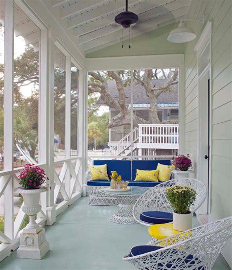 haus mit veranda am 233 nagement terrasse de styles et inspirations diff 233 rents