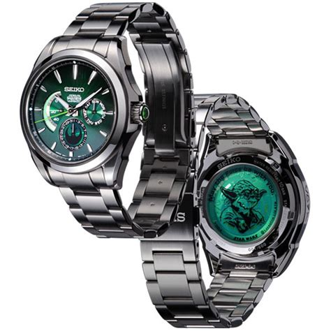 Limited Edition Syari limited edition seiko wars watches