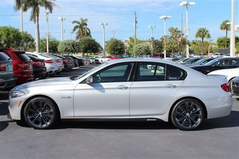 2013 bmw 535i m performance carbon fiber edition the