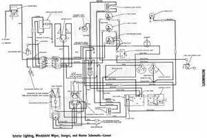 mercury comet 1964 instrument wiring diagram all about wiring diagrams