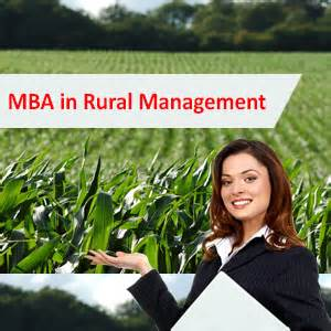 Unique Mba Programs In India by Mba In Rural Management Prospects Career Options