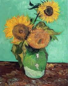Vincent Van Gogh Vase With Twelve Sunflowers Sunflowers Vincent Van Gogh Wallpaper Image