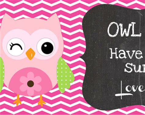 Owl Miss You Card Template by Owl Miss You Gallery