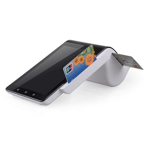 Barcode Scanner Wireless Taffware Ykw930 pt7003 android 5 1 pos machine with printer thermal wireless barcode scanner and card reader in