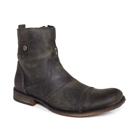 bed stu boot bed stu bed stu su2c burst boots in black for men black