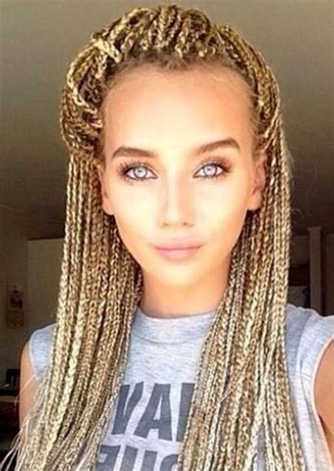 white people with twists can white people get box braids pertaining to comfy