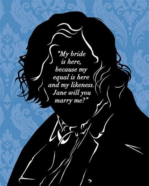 quotes for themes in jane eyre jane eyre mr rochester art print my bride by 10cameliaway