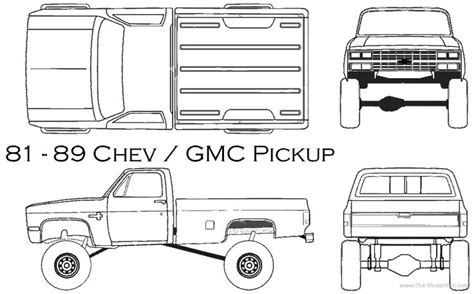 how to draw a blueprint 17 best images about trucks on chevy chevy