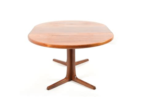 Circular Extendable Dining Table Circular Extendable Rosewood Dining Table By Faarup Room Of