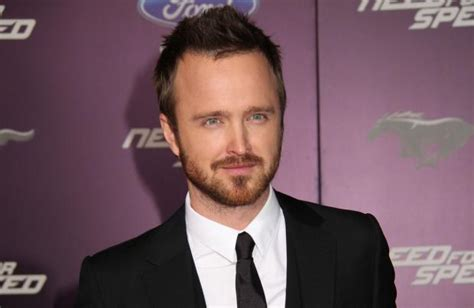 aaron paul video game aaron paul didn t want to read need for speed script