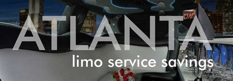 limousine specials atlanta limo specials atlanta limousine rental deals