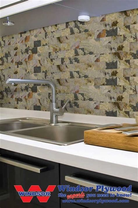 self adhesive wall tiles for kitchen self adhesive slate veneer wall tiles tile by
